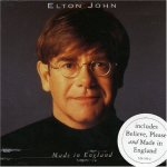 Elton John - Made in England (1995)